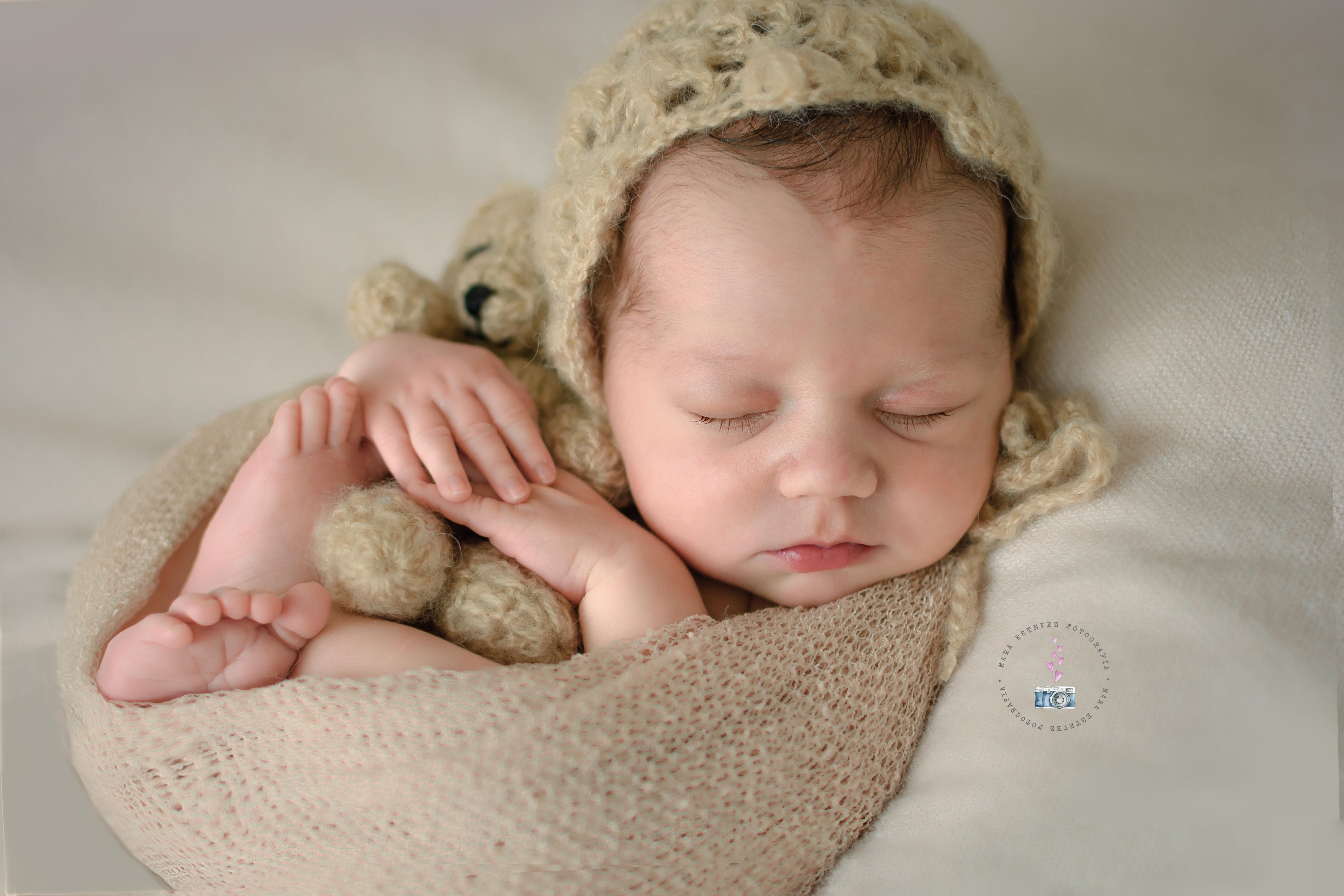 Sesiones recién nacido en Pontevedra