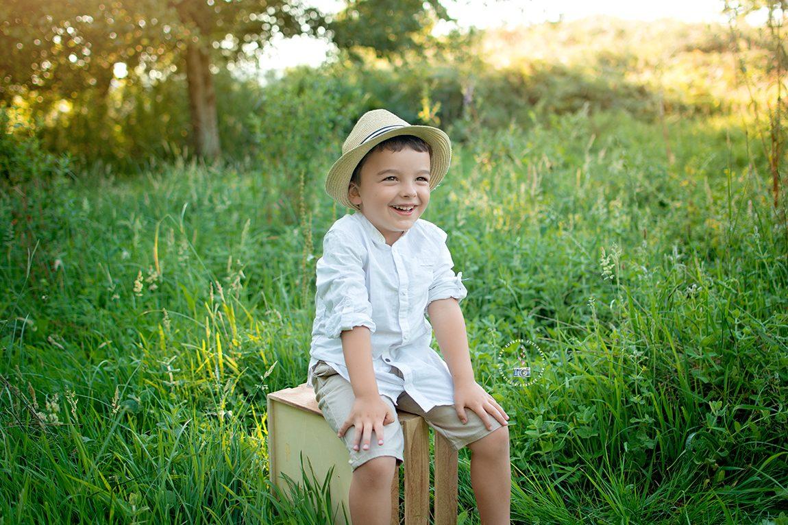 Fotografia Infantil Pontevedra