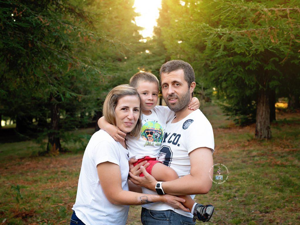 FOTOGRAFIA FAMILIAR PONTEVEDRA 2