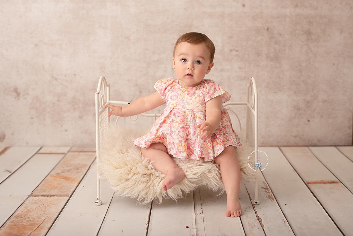Fotografa Infantil De Bebes En Pontevedra