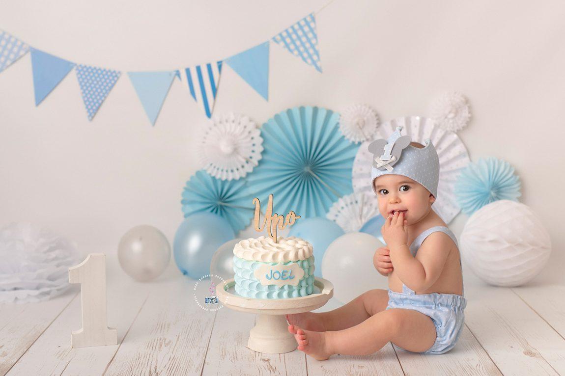 SESION CAKE SMASH EN PONTEVEDRA