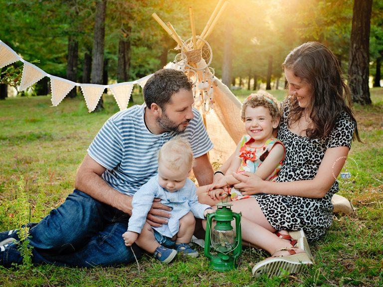 FOTOS DE FAMILIA EN EL EXTERIOR