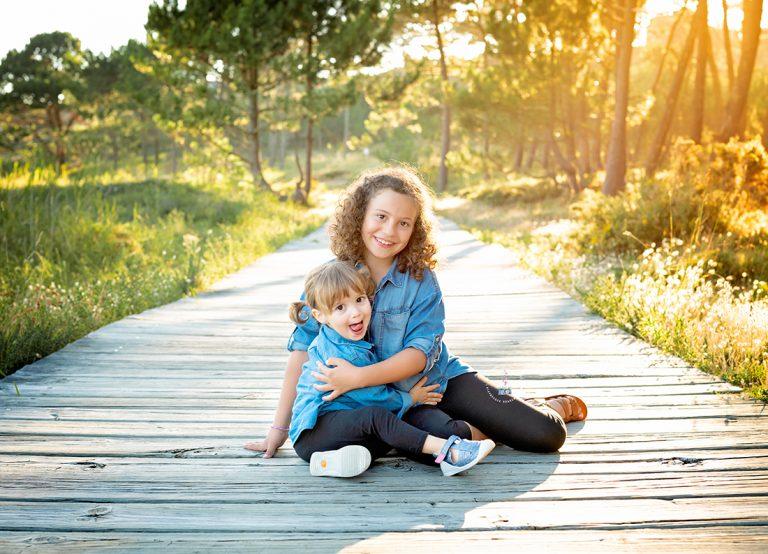 SESIONES INFANTIL Y FAMILIAS EN EL EXTERIOR