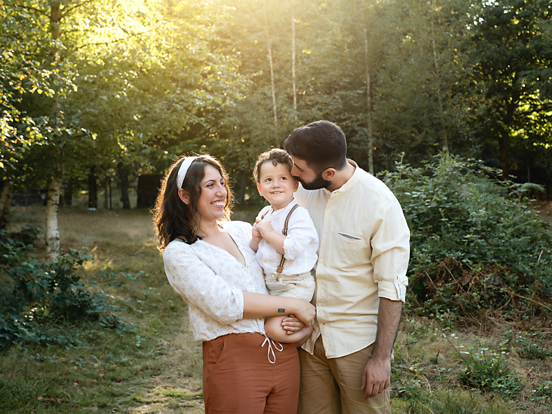 Fotografos Familia En Pontevedra