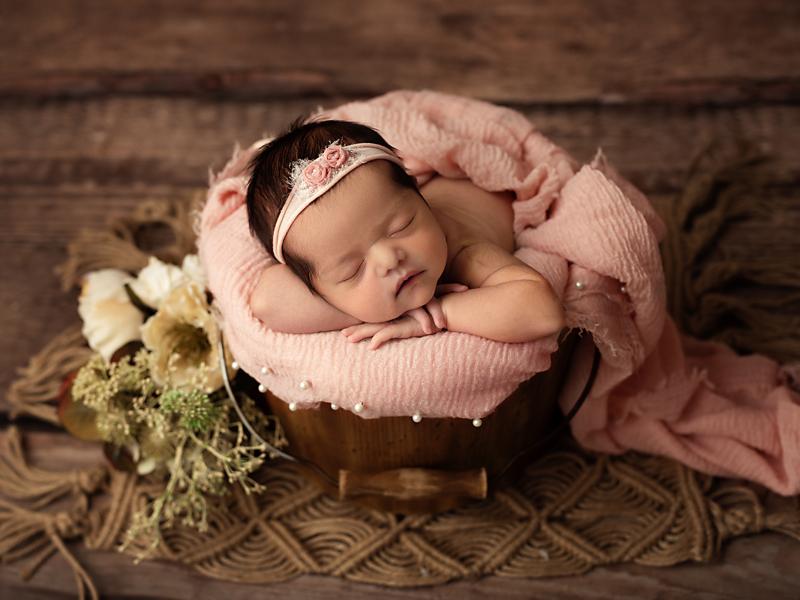 fotógrafos recién nacido Pontevedra