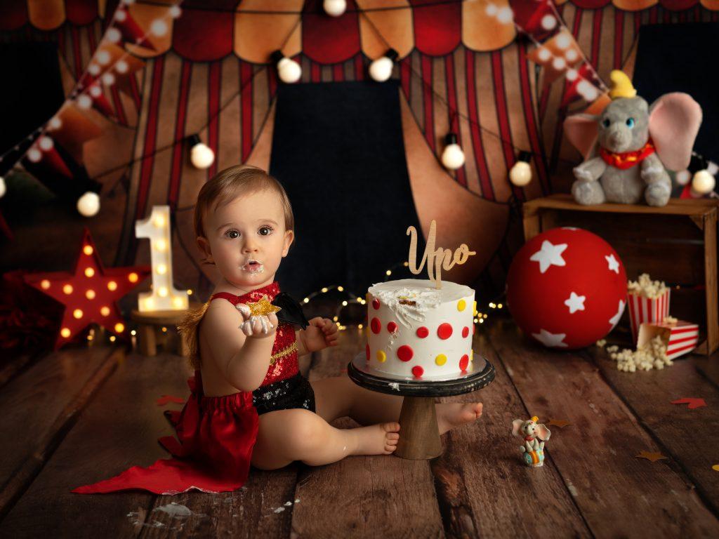 SESIONES SMASH CAKE VIGO