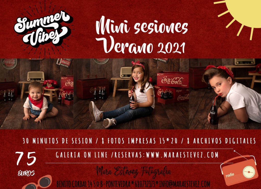 Mini Sesiones Verano 2021